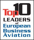 Top 10 leaders of European business aviation