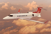 hire a learjet