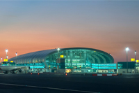 private jet charter Dubai International Airport