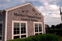 private jet charter Martha's Vineyard Airport
