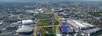 London Olympic Helicopter Tour