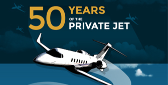 Lear Jet turns 50
