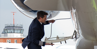 A day in the life of a private jet pilot