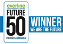 PrivateFly is included in the Everline Future 50 for 2014