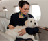 Empty Legs, Pets on Jets, PrivateFly featured on CNN and Film & F1 in the French Riviera