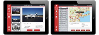 PrivateFly iPad app voted as one of the top ten iPad apps for millionaires