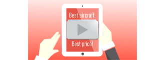 How PrivateFly works animation