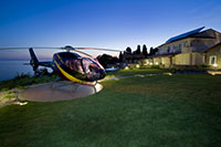 Hotels With Helicopter Landing