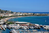 private jet hire to Cote d'Azur Airport, Nice