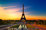private plane hire to Paris