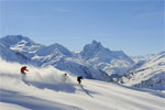 flights to St Anton