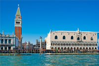 Venice by private jet