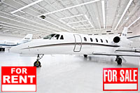 Citation Jet for charter