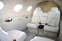 hire a Citation private jet