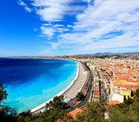 private flights to the French Riviera