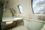 Citation jet to London