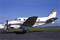 private KingAir prop charter