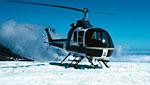 Innsbruck Helicopter transfer